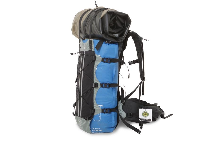 Sixmoon Flex Pack, Multisport Rucksack - Anfibio Packrafting Store