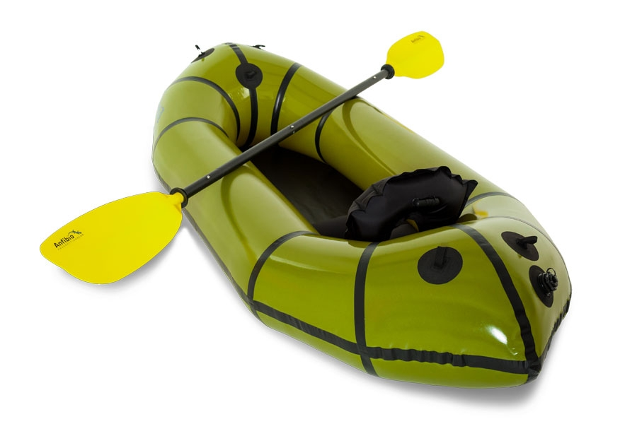 Anfibio Alpha XC - Anfibio Packrafting Store